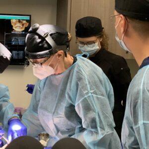 Dr. Jacqueline Allen Dental Implant Advanced Training