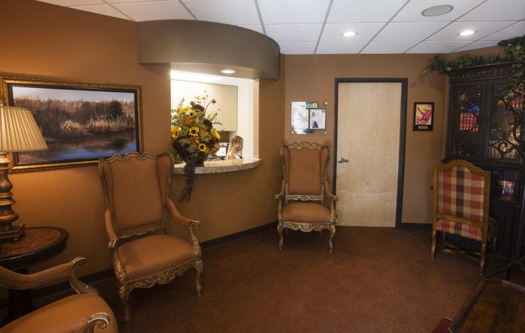 PV Patient Area
