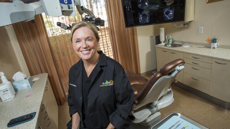 Dr. Jacqueline Allen, Endodontist