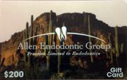 Gift Card - Phoenix Endodontic Group - Phoenix, AZ